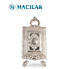 Gümüş Kuran-ı Kerim Kabı
